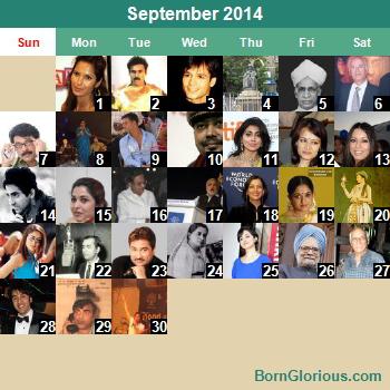 Celebrity Birthdays Today