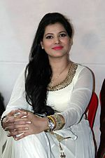 Seema Singh - (born 11 June 1990) is an Indian film actress, dancer, model, and television presenter ,She Belong to Rajput family in allahabad uttarpradesh.Singh is one of the most famous item song dancers in Bhojpuri cinema and has been nicknamed Item Queen for appearing in over 500 films and videos.